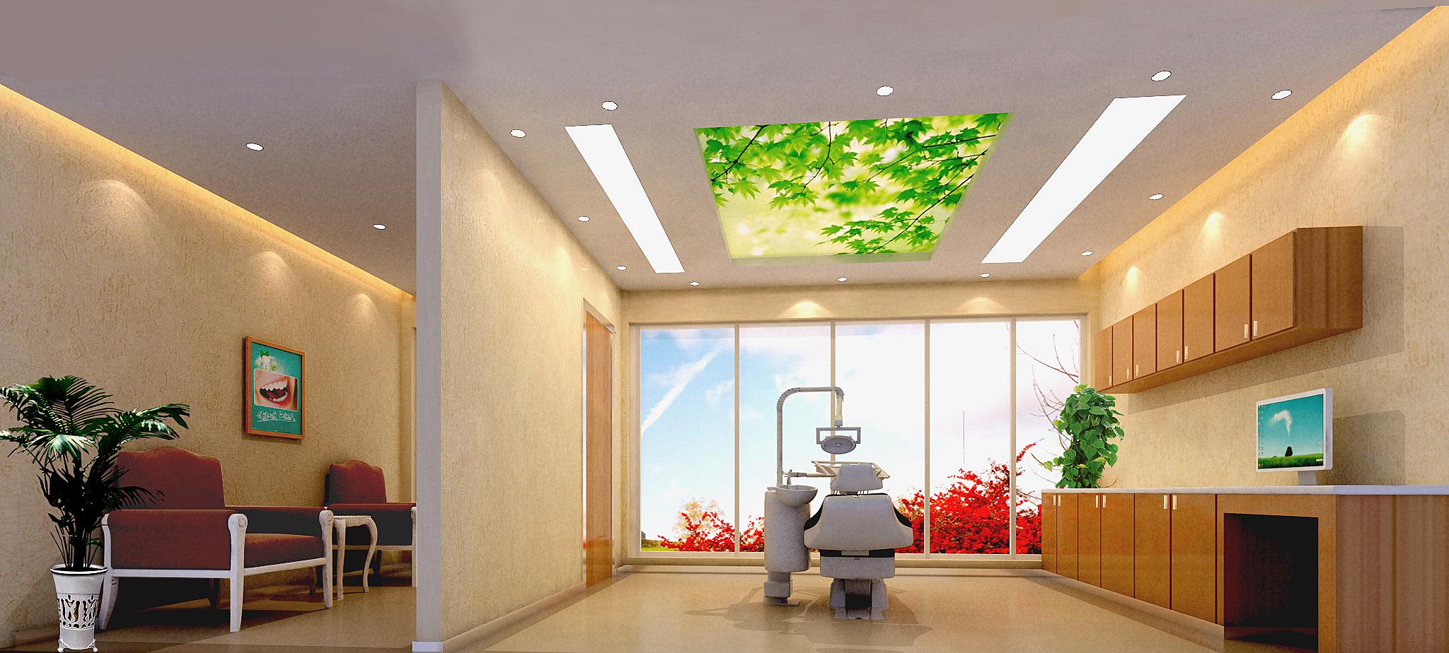口腔門診設計/牙科診所設計/牙科診所裝修/口腔診所