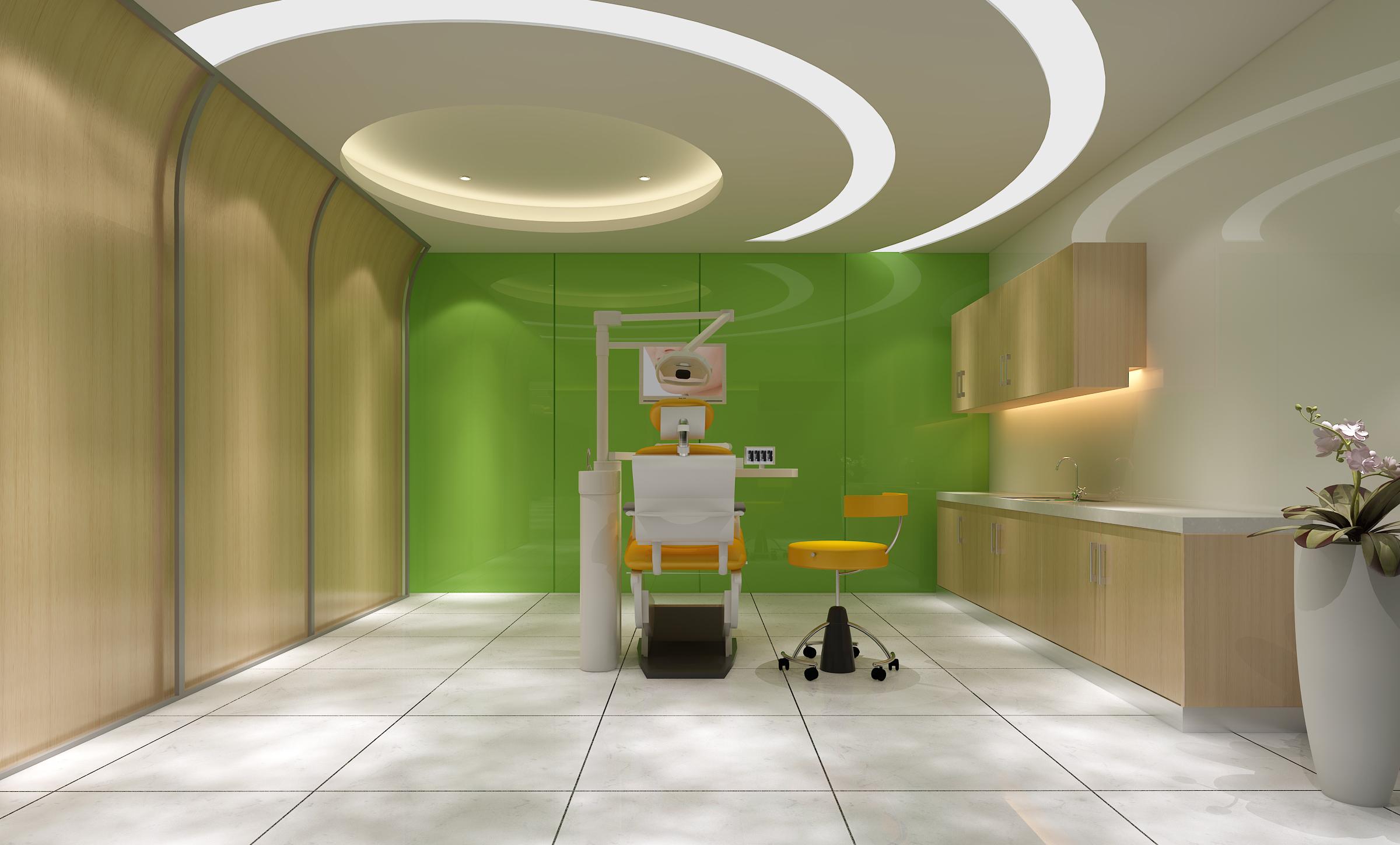 口腔门诊设计/牙科诊所设计/牙科诊所装修/口腔诊所图片